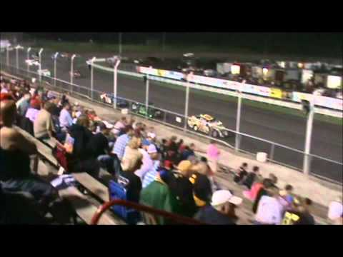 Adams County Speedway Tony Rost Sport Mod A Feature WIN 6/18/11