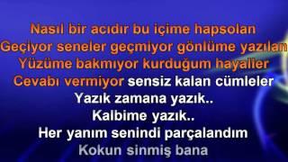 Çaglayan Topaloğlu   Beddua   2012 TÜrkÇe Karaoke