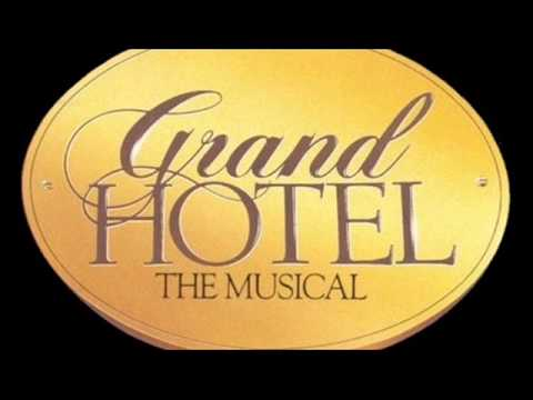 Grand Hotel the musical- I want to go to hollywood