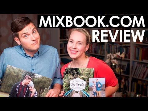 Mixbook Photo Book Review – Cards, Canvas, and Photobook Mixbook Reviews