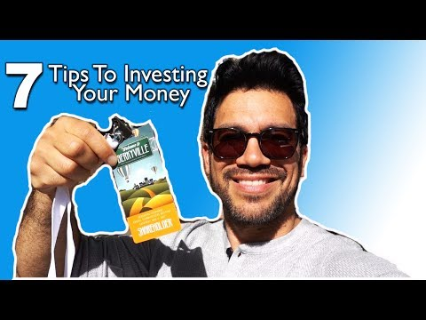 7 Tips To Investing Your Money