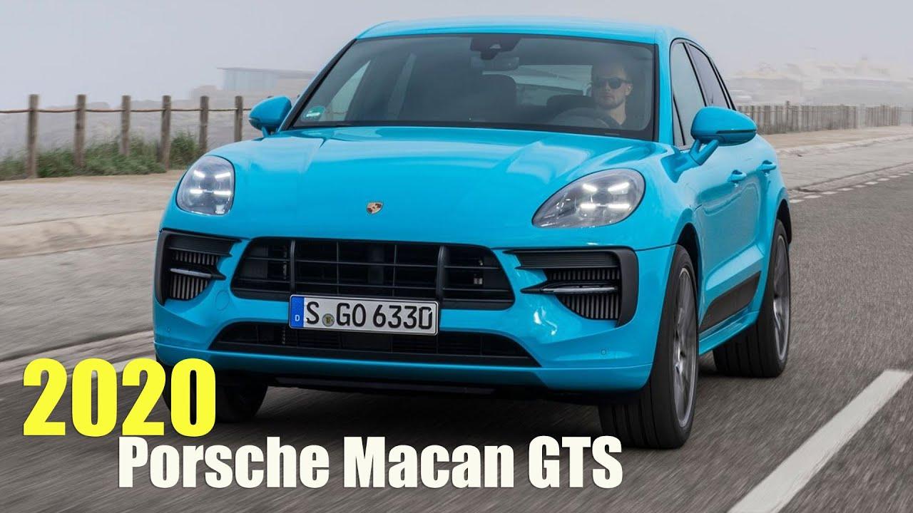 2020 Porsche Macan Gts 2 Youtube