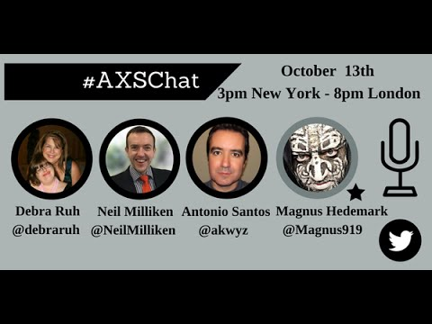 AXSchat with Magnus Hedemark, autistic autodidactic polymath working on software engineering
