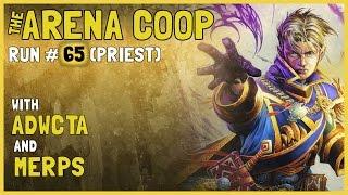 Hearthstone Arena Coop - Run #65 - Pt. 1 (Priest)