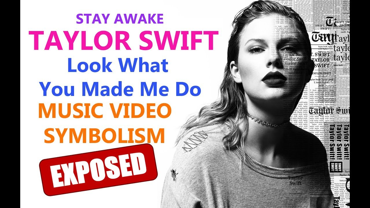 Taylor Swift Music Video Symbolism Exposed Youtube