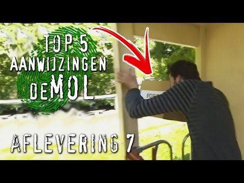RUBEN GOOIT PAKKETTEN VAN DE TREIN! - WIE IS DE MOL 2018 AFLEVERING 7 WIDM