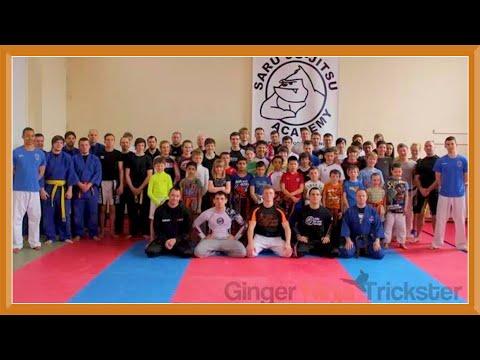Martial Arts Seminar/Workshop in Swansea | Ginger Ninja Trickster
