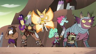 Star vs the forces of evil (S04E19A) - The Right Way - (legendado) - parte 1