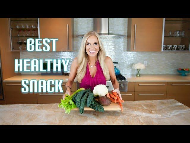 Best Healthy Snack - Charred Cauliflower with Dates!