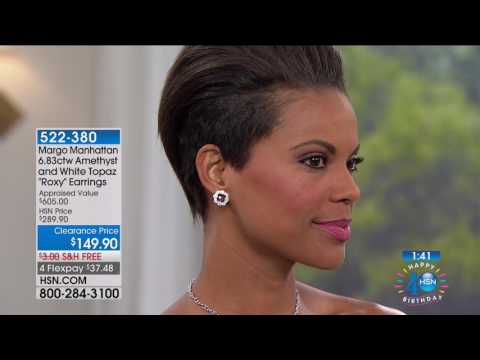 HSN | Moonlight Markdowns featuring Jewelry 07.24.2017 - 04 AM