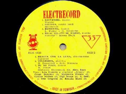 Orchestra Electrecord feat. Edmond Deda & Trio Grigoriu  - Vînătorul