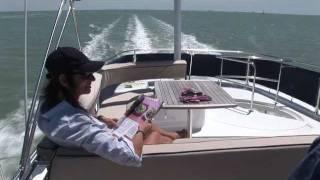 Trawler Cumberland 46 Power Catamaran - by Fountaine Pajot