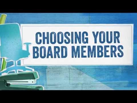 Startup Boards: Choosing Your Board Members