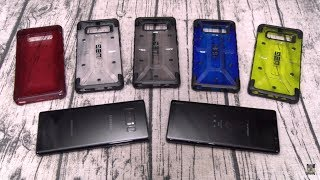 Samsung Galaxy Note 8 UAG Case Lineup