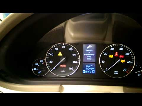 how to turn off esp on mercedes c class