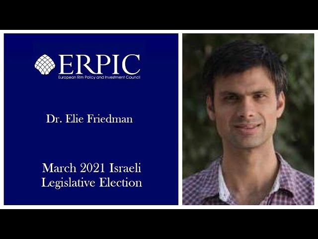 March 2021 Israeli Legislative Election