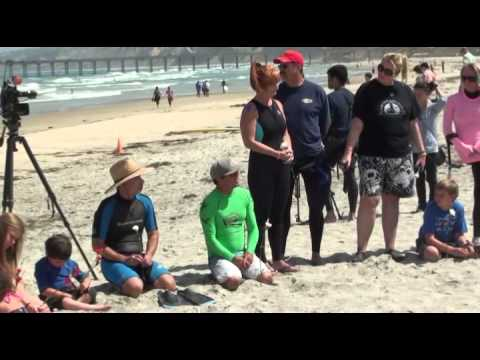 Surf Dog Ricochet - Paddle Out For Caleb
