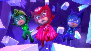 PJ Masks Full Episodes New Episode 18 Full Episodes Season 2 | Superhero Kids