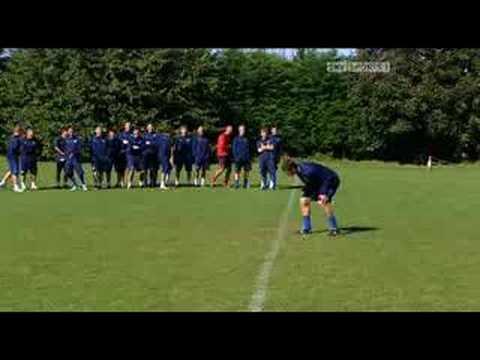 Soccer AM - Best Of The Crossbar Challenge