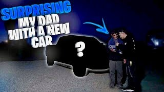 Surprising My Dad With His Dream Truck BRAND NEW 2019!! (Emotional)