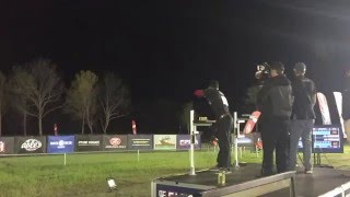 Theo Ribbs PSCA Championship Tour shoot-off in Oklahoma (2016)