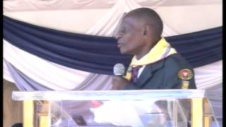 Pastor Tunhira (SDA) Mhondoro Youth Camp 2012