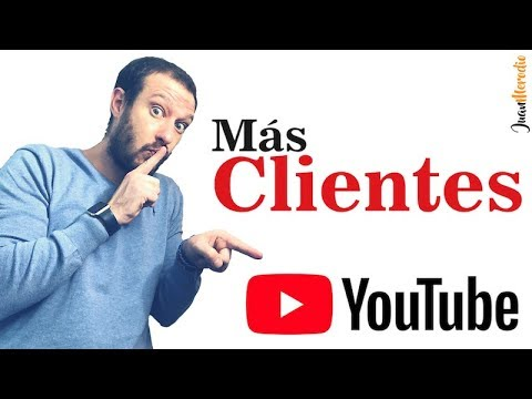 VIDEOMARKETING: Conseguir MÁS CLIENTES usando el VIDEO y YOUTUBE