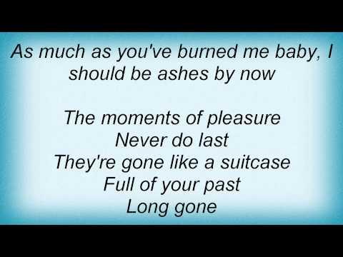 Lee Ann Womack - Ashes By Now Lyrics