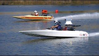 Jet Boats vs  V-Drives