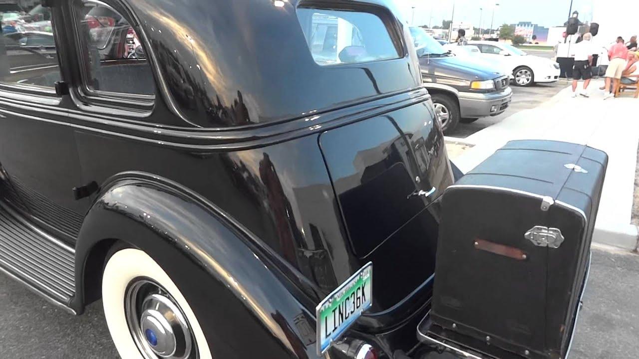 Garber Buick Car Show