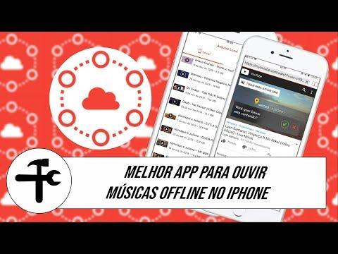 AMERIGO! NOVO MELHOR APLICATIVO PARA OUVIR MUSICAS TOTAL OFFLINE NO IPHONE | Truques do Yuri
