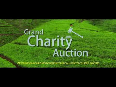 Celebrating 150 years of Ceylon Tea- Grand Charity Auction