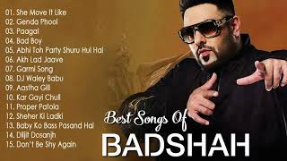 TOP 10 BADSHAH new songs 2021 She Move It Like,Genda Phool,Paagal, BADSHAH New Hit Songs