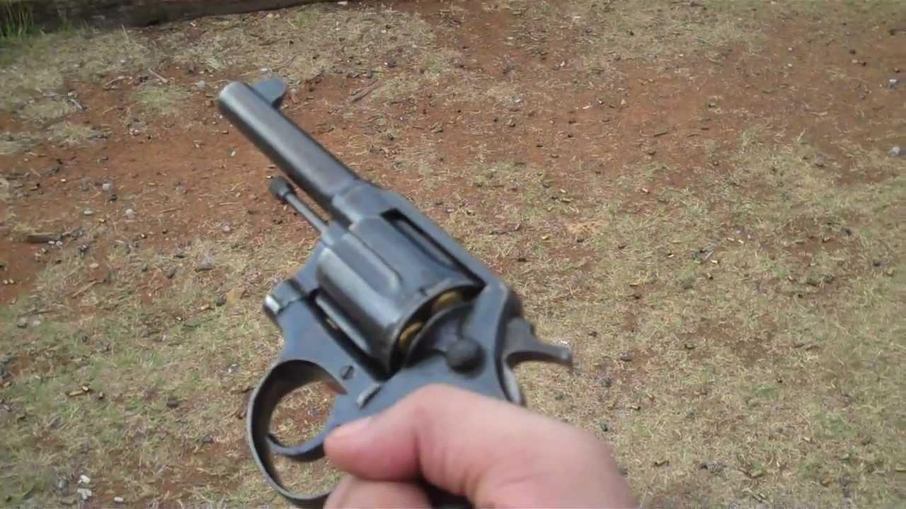 Colt  32 Caliber Revolver