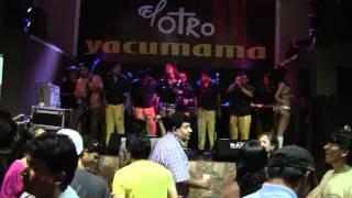 BAJO LA LLUVIA TE ESPERE - Sonido 2000 en el OTRO YACUMAMA
