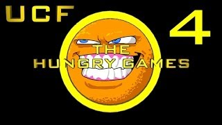 ANNOYING ORANGE meets GUMBALL and DARWIN! UCF: The Hungry Games Part 4