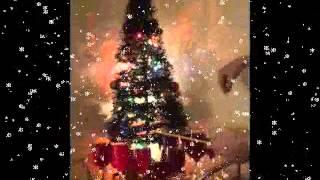 Wine Glass Snow Carols - Auld Lang Syne - Howard J Foster