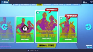 La mia nuova skin! Server online | Fortnite Battle Royale ITA
