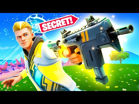 The *SECRET* Legendary SMG! (New Update) - Lachlan