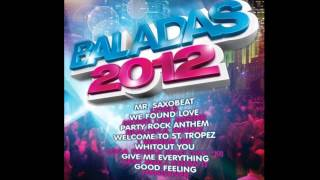 Cd Baladas 2012 completo. (Com Download)