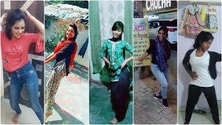 हरियाणवी लड़कियों का कमाल का डांस ।