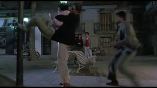 Боевая сцена # 1 - Закусочная на колесах / 1984