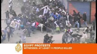 Tense standoff in Cairo 39 s Tahrir Square