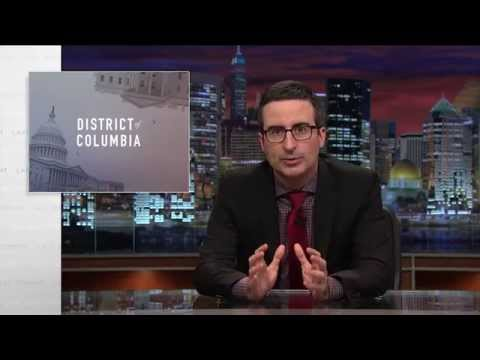 Last Week Tonight with John Oliver: Washington DC Statehood (HBO)