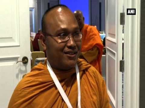 Buddhist monks stress the need to tackle climate change