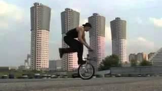 Обучение Трюку На Bmx Foot Jam Tail Whip