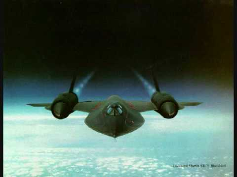 Audio Recording of SR-71 Blackbird Sonic Booms