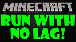 How To Remove Lag In Minecraft! - 5 Easy Steps! | 6 to 100 FPS