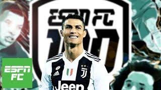 Best forwards of 2018: Messi, Ronaldo fight for top spot   ESPN FC 100