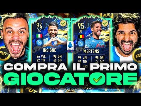 😲💙 INSIGNE 94 E MERTENS 95 TOTS!!!!!!! COMPRA IL PRIMO GIOCATORE! FIFA 21 ITA
